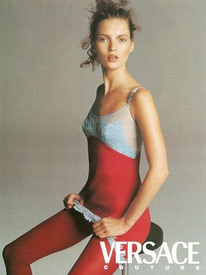 Kate Moss's '90s Campaigns Are a Stylish Blast From the Past