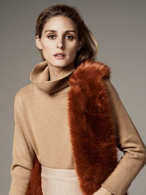 The 10-Piece Olivia Palermo Winter Capsule Wardrobe
