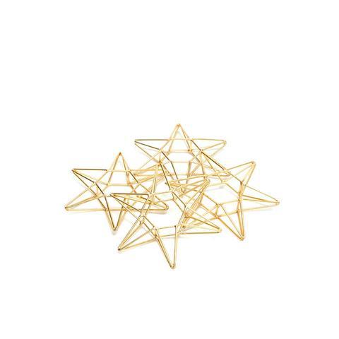 Star-Shaped Napkin Rings