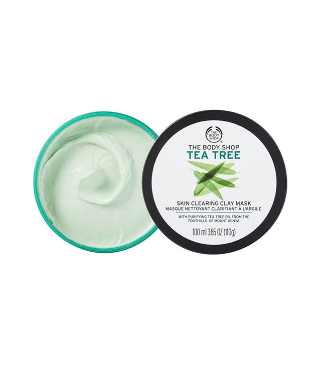 The-Body-Shop-Tea Tree-Skin-Clearing-Clay-Mask