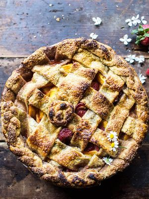 Want Your Pie to Look as Good as It Tastes? Do This