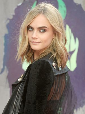 Guess Which Actress Designed Cara Delevingne's New Tattoo