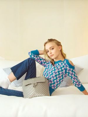 The Sneakers Lily-Rose Depp Is Obsessed With