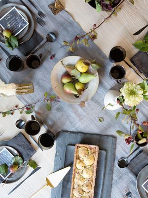 How to Throw a Themed Dinner Party, According to NYC's Top Event Planner