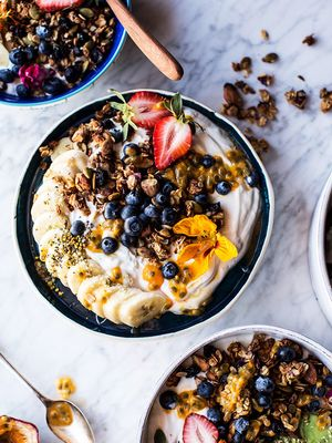 """Healthy"" Breakfast Foods a Nutritionist Never Eats"