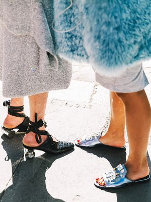 The Shoes All the Fashion Girls Will Be Wearing Next Year