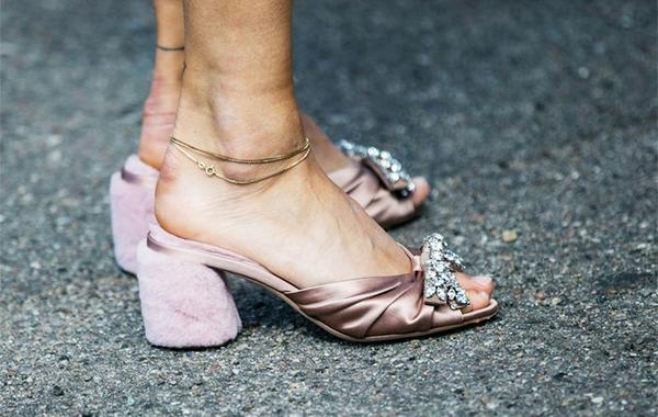 2. Anklets
