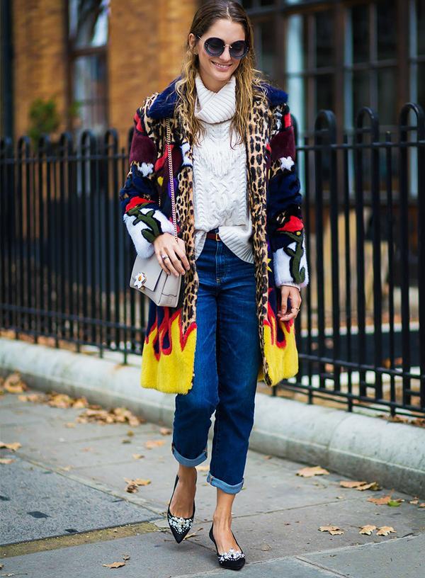 9. Elaborate Furry Coats