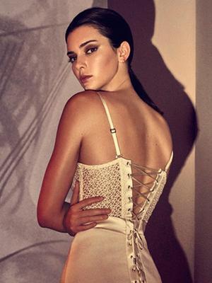 All the Images From Kendall Jenner's Feminist Lingerie Shoot
