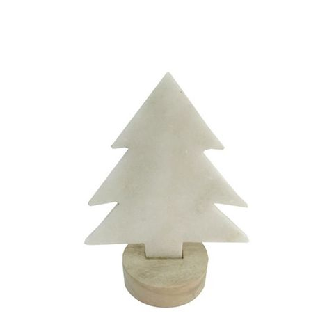 Marble Tree Figurine