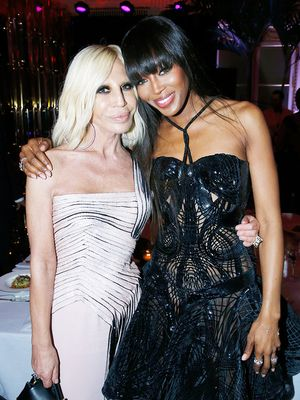 Donatella Versace on the Importance of Being Fearless in Fashion