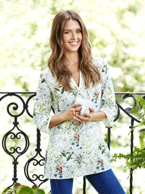 The 4-Hour Morning Routine Jessica Alba Swears By