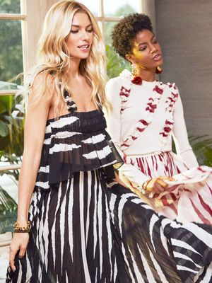 Prepare to Swoon Over Tory Burch's Chic New Holiday Video
