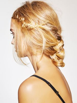 The #1 Party Hair Look You'll Want to Wear Now