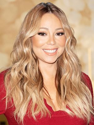 Mariah Carey's Sparkly New Makeup Collection Is Restoring Our Faith in Humanity