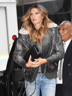 Gisele Bündchen Swapped Rain Boots for This Unexpected Shoe Style