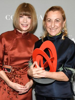 Yes, Anna Wintour and Miuccia Prada Discussed The Devil Wears Prada
