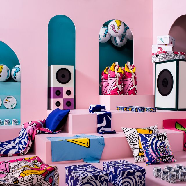 This IKEA Fashion Designer Collaboration Is Its Most Playful Collection Yet