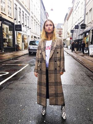 The Mango Coat Every In-the-Know Girl Has Bought Already