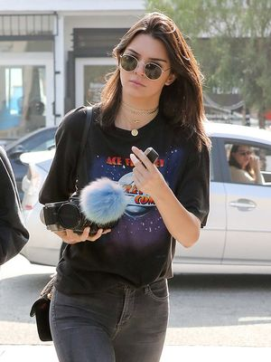 Kendall Jenner Just Wore the Shoe Trend That's About to Be Huge