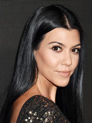Exclusive: Kourtney Kardashian Tells Us Her Weight-Loss Secrets