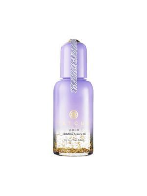 My Love Story: Tatcha Gold Camellia Beauty Oil