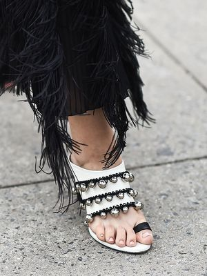 Embellished Party Shoes to Dress Up Any LBD