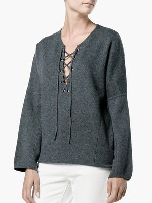 Love, Want, Need: This Boho Sweater Won't Hang Around for Long