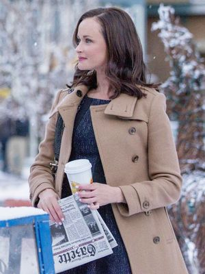 The Gilmore Girls Wear These Labels, According to the Show's Costume Designer
