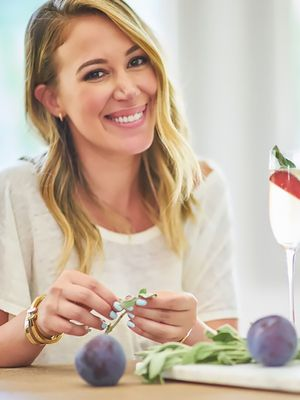 Haylie Duff Shares Her Entertaining Ideas for Last-Minute Guests