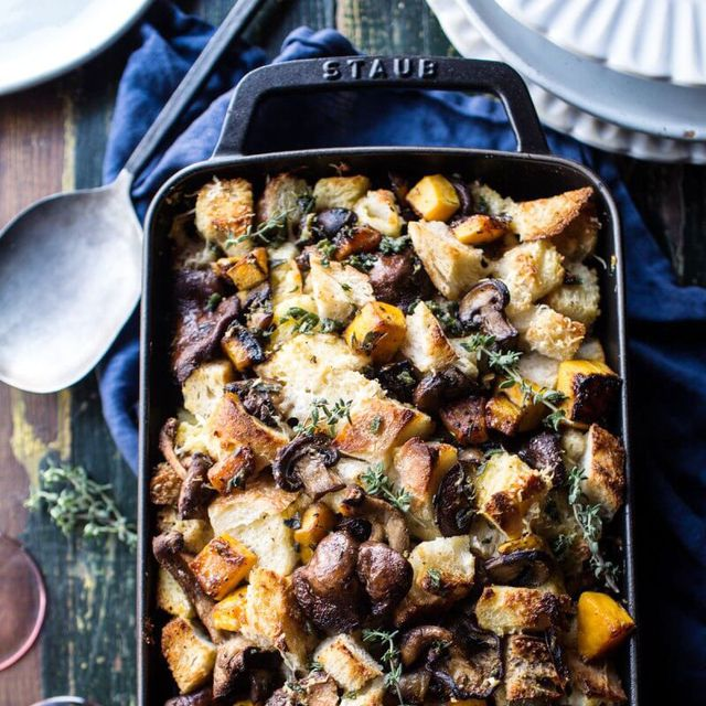 The Most Popular Thanksgiving Stuffing Recipe on Pinterest