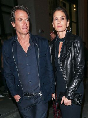 Cindy Crawford's Date-Night Alternative to the LBD