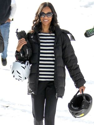 What Fashion Girls Will Be Wearing on the Ski Slopes