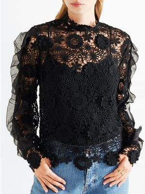 Love, Want, Need: This One-Stop Party Blouse Fixes ALL Jeans