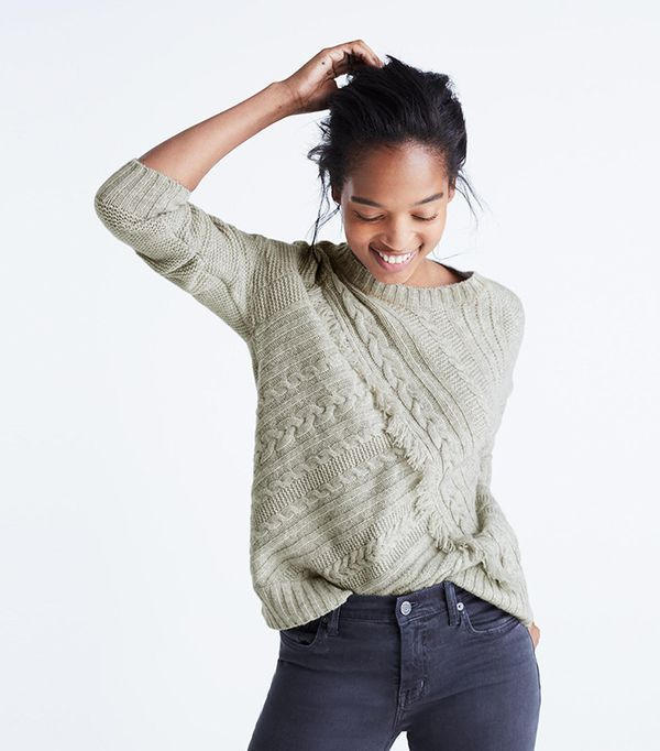 The Best Cozy Sweaters To Match Every Salary Whowhatwear