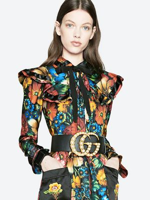 Love, Want, Need: The New Gucci Belt You're About to Obsess Over
