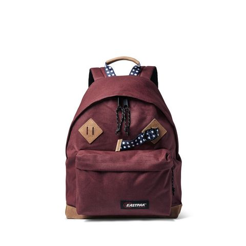 Padded Pak'r Canvas Backpack