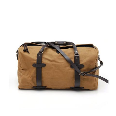 Medium Duffle Bag in Tan