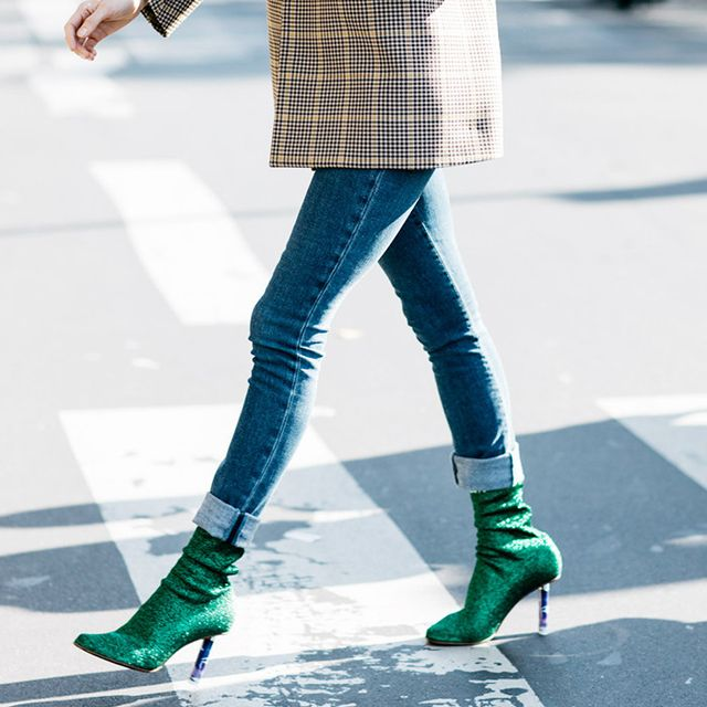 The Best New Ways to Wear Skinny Jeans in 2017