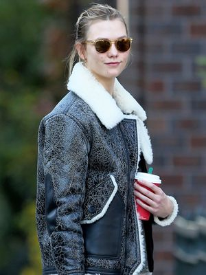 How Karlie Kloss Gives This Classic Work Staple an Edgy Upgrade