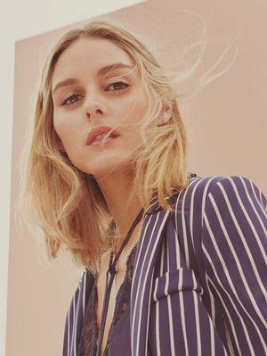 The Styling Trick We're Stealing From Olivia Palermo's New Campaign