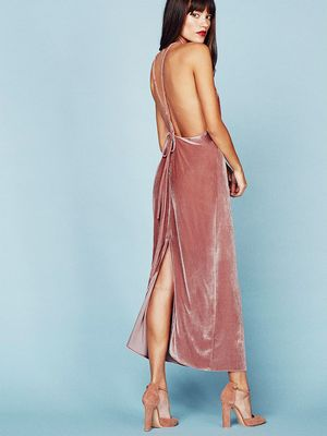 Love, Want, Need: The Back of This Dress Is Just Divine