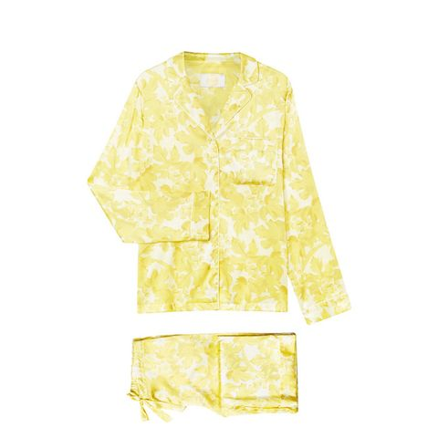 Lemonvine Silk Pyjamas