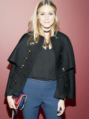 Olivia Palermo Is Really Into This Practical Boot Trend