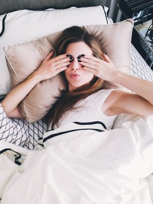 The Truth About What Your Skin Really Does at Night