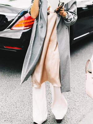 This Colour Dominated Street Style in 2016
