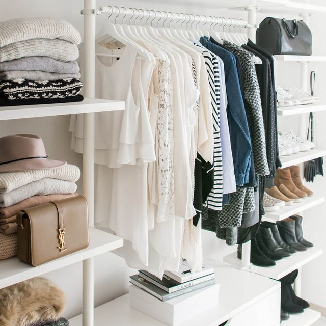 6 Genius Organization Hacks a Celebrity Closet Designer Knows (That You Don't)