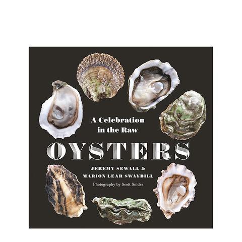 Oysters by Jeremy Sewall