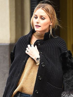 This Is How Olivia Palermo Elevates Skinny Jeans and Flats