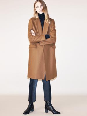 Zara Just Dropped Its Winter Coat Edit